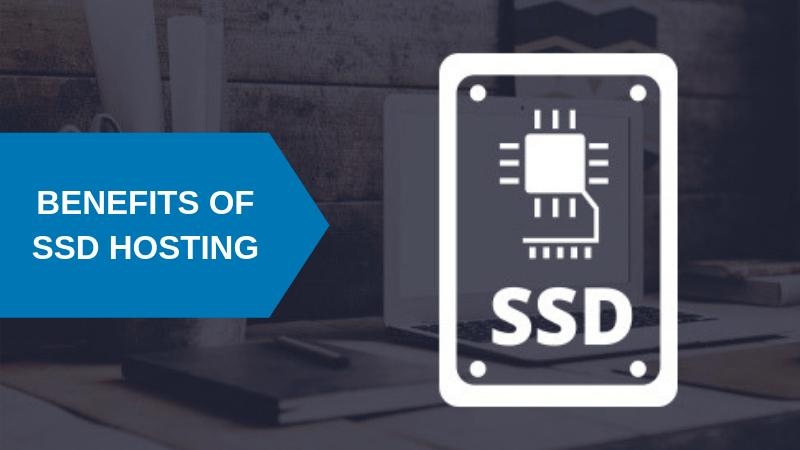 Benefits Of SSD Hosting